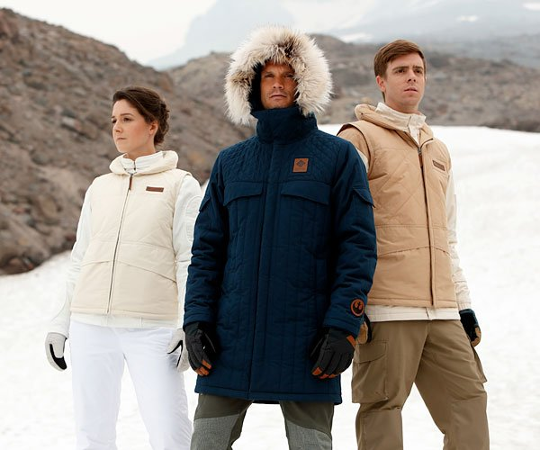 Columbia Star Wars Echo Base Jackets