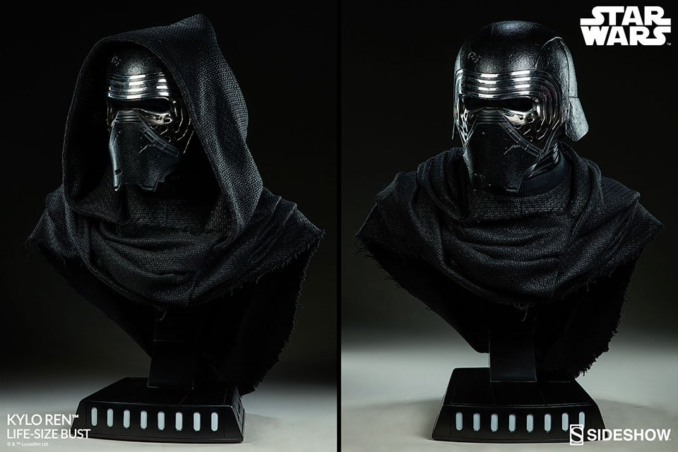 Sideshow Kylo Ren Life-size Bust