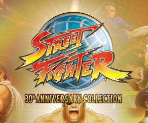 Street Fighter 30th Anniv. Collection