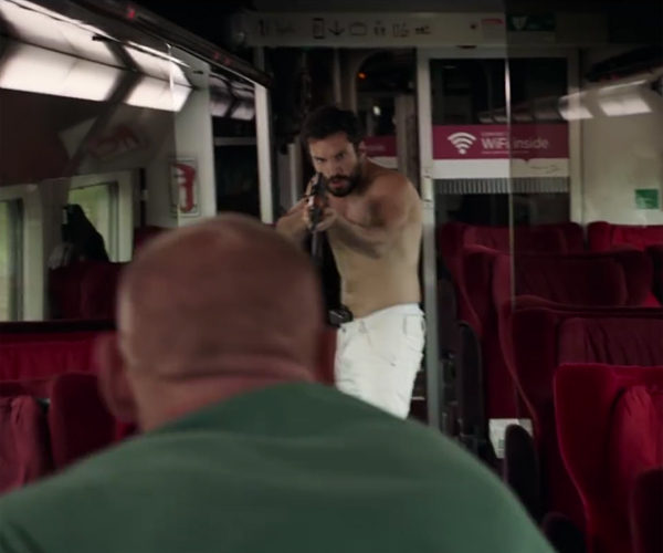 The 15:17 to Paris (Trailer)