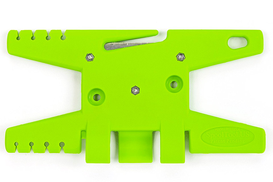 TricornE Spool Tool
