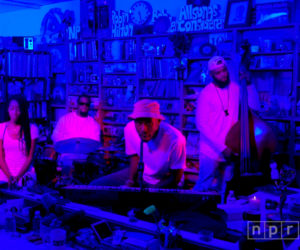 Tyler, The Creator: Tiny Desk Concert