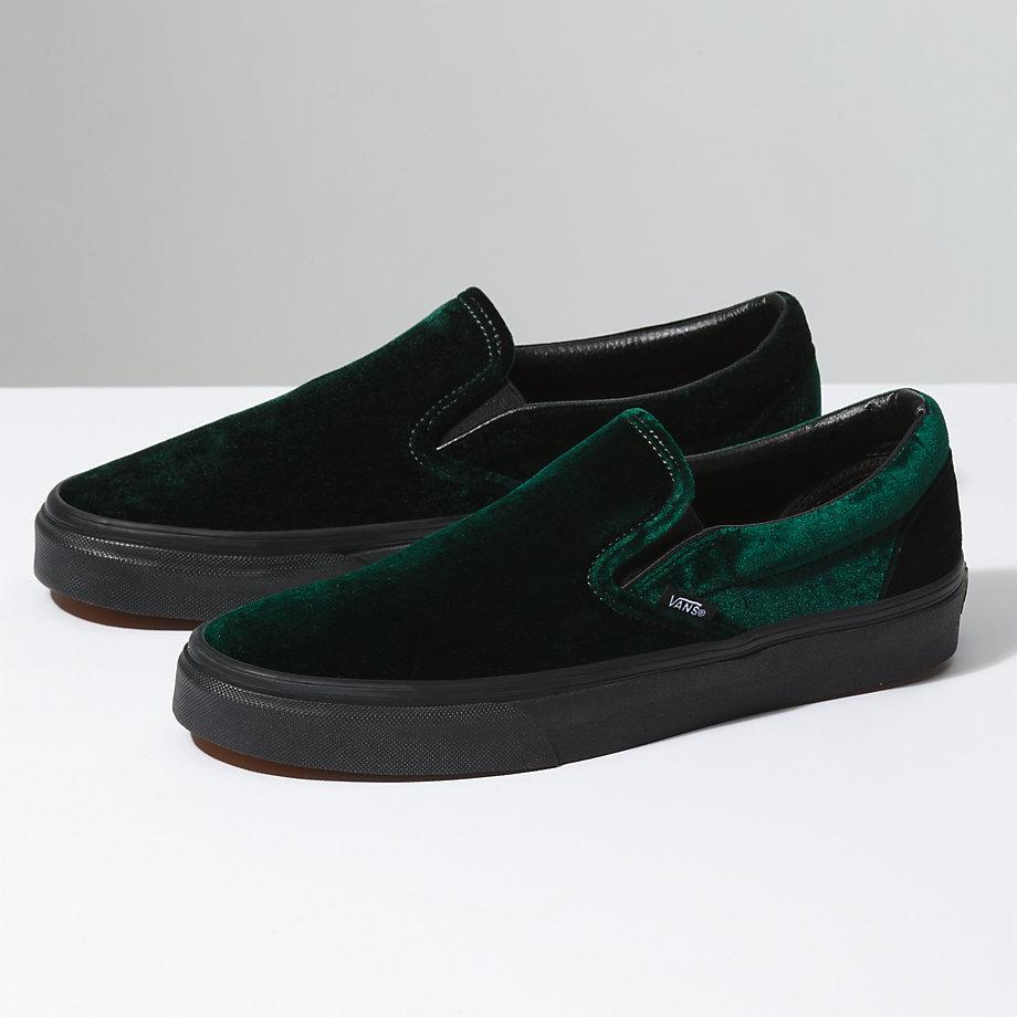 Vans Velvet Slip-On