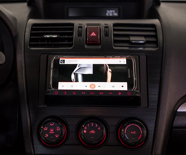 Vehroot Shelf Car Stereo