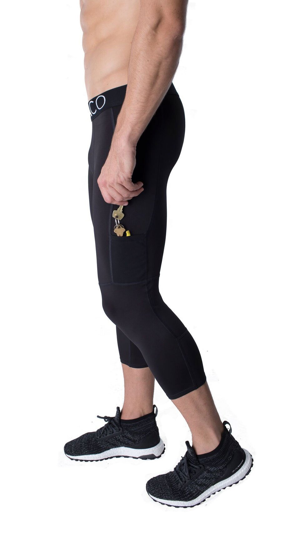 Wolaco Compression Pants