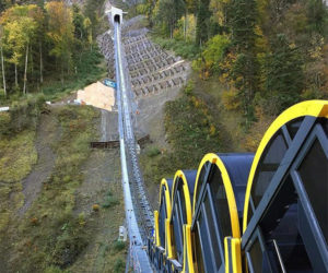 World's Steepest Funicular