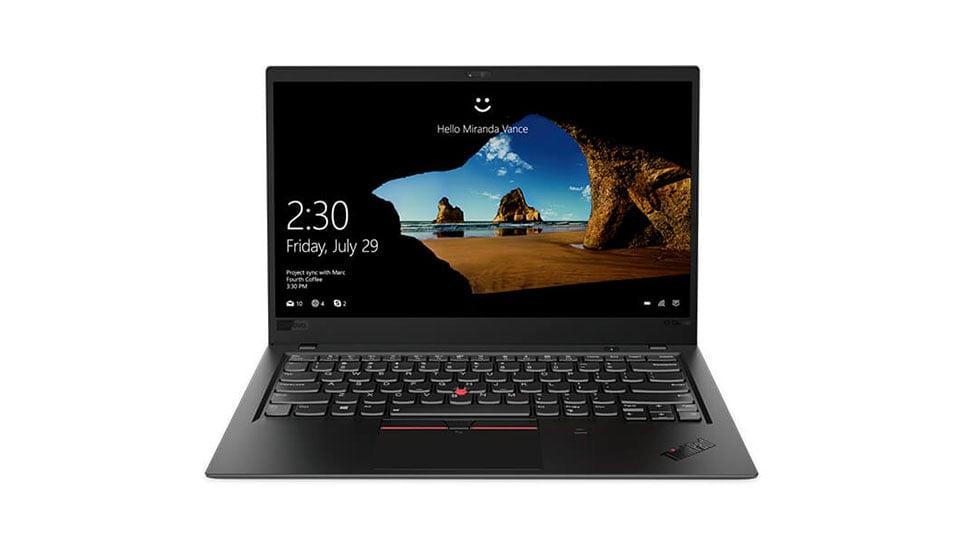 2018 Lenovo ThinkPad X1 Carbon