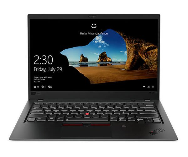 2018 Lenovo ThinkPad X1 Carbon