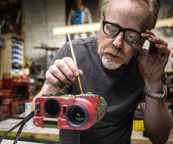 Adam Savage's Blade Runner Binoculars