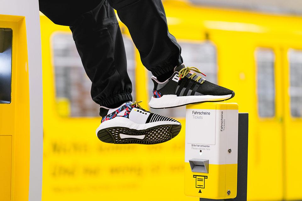 adidas EQT Support 93/Berlin