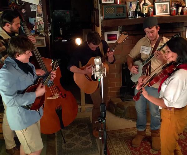 Africa: Bluegrass Edition