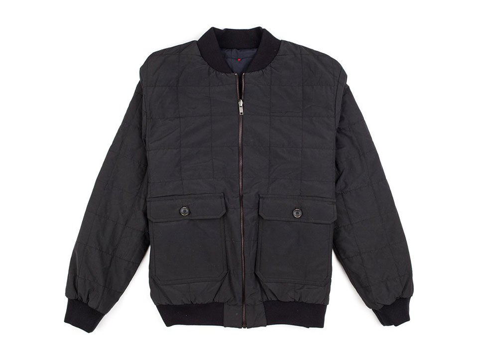 Apolis Reversible Bomber Jacket