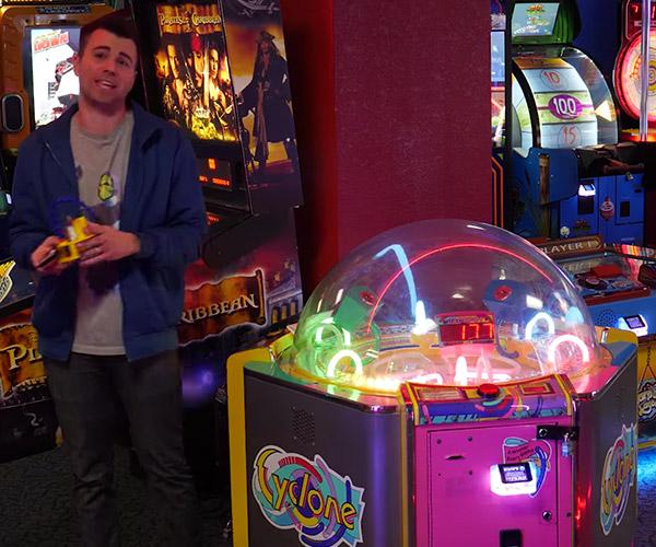 Arcade Scam Science