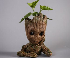 Baby Groot Desk Planter