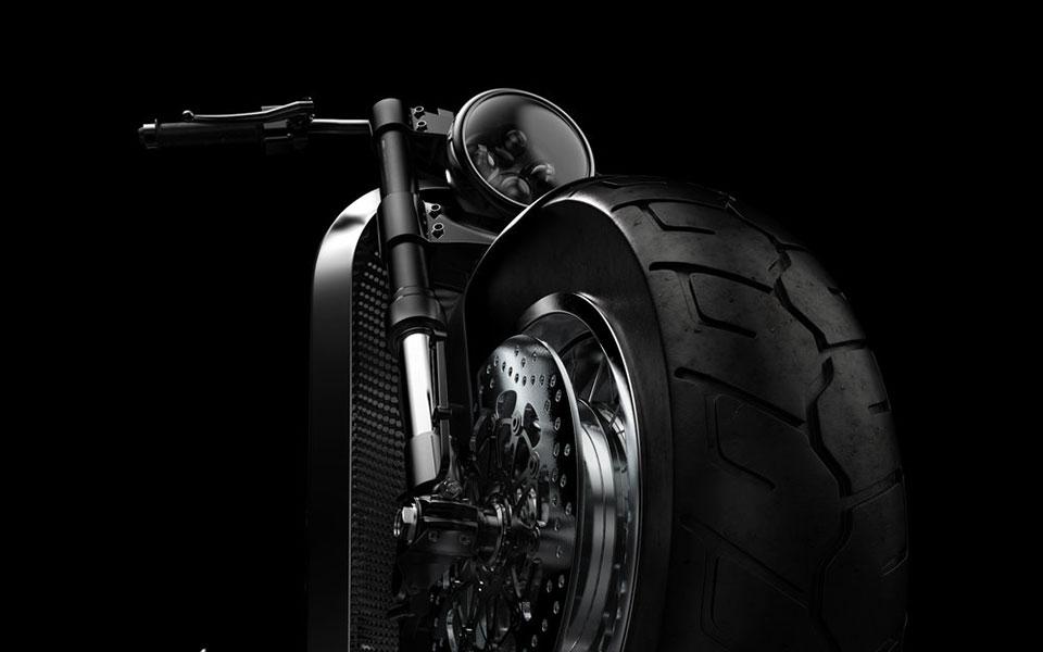 Bandit9 Odyssey Motorcycle