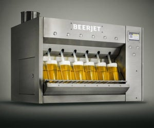 Beerjet Machine
