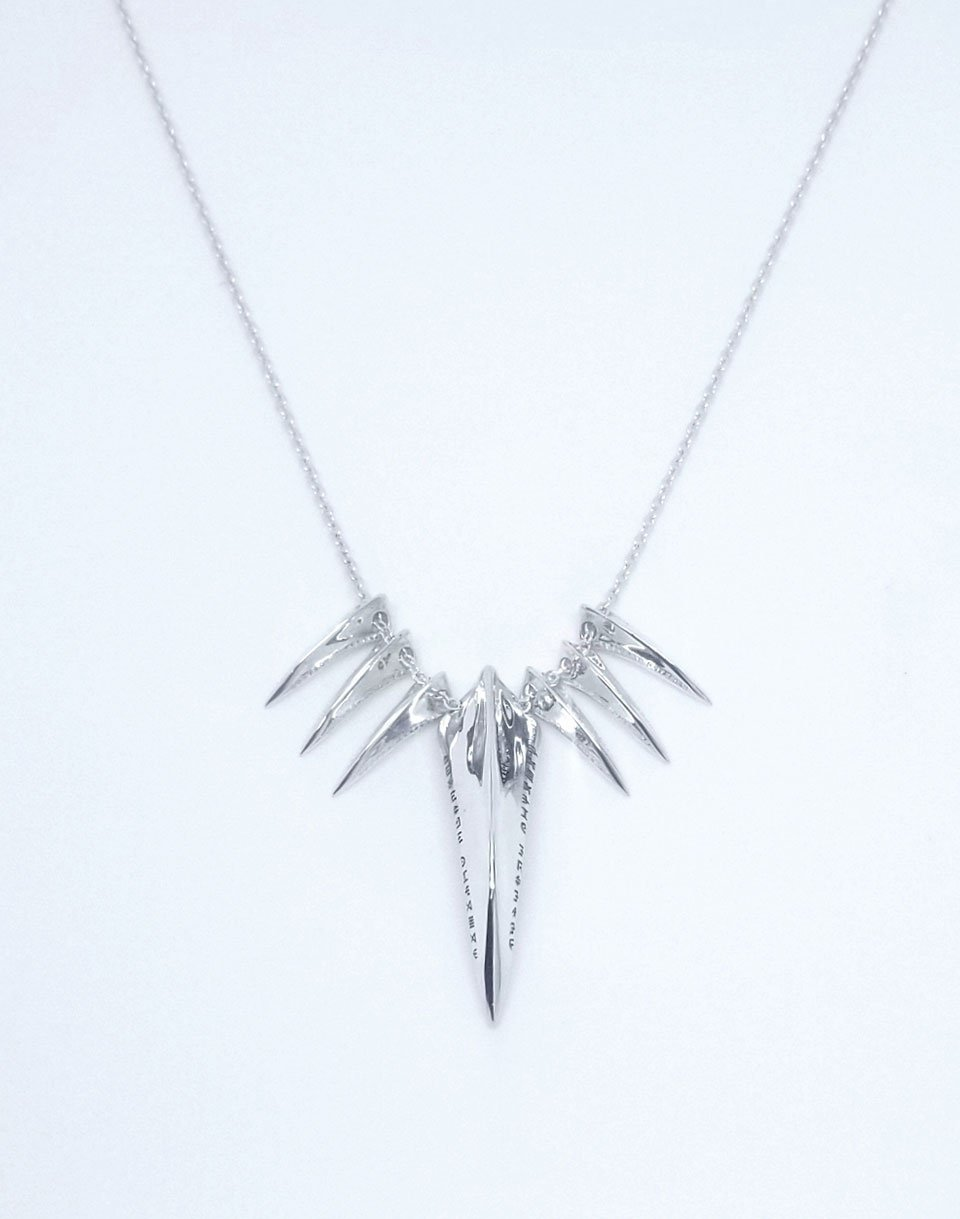 Black Panther Ultimate Claw Necklace