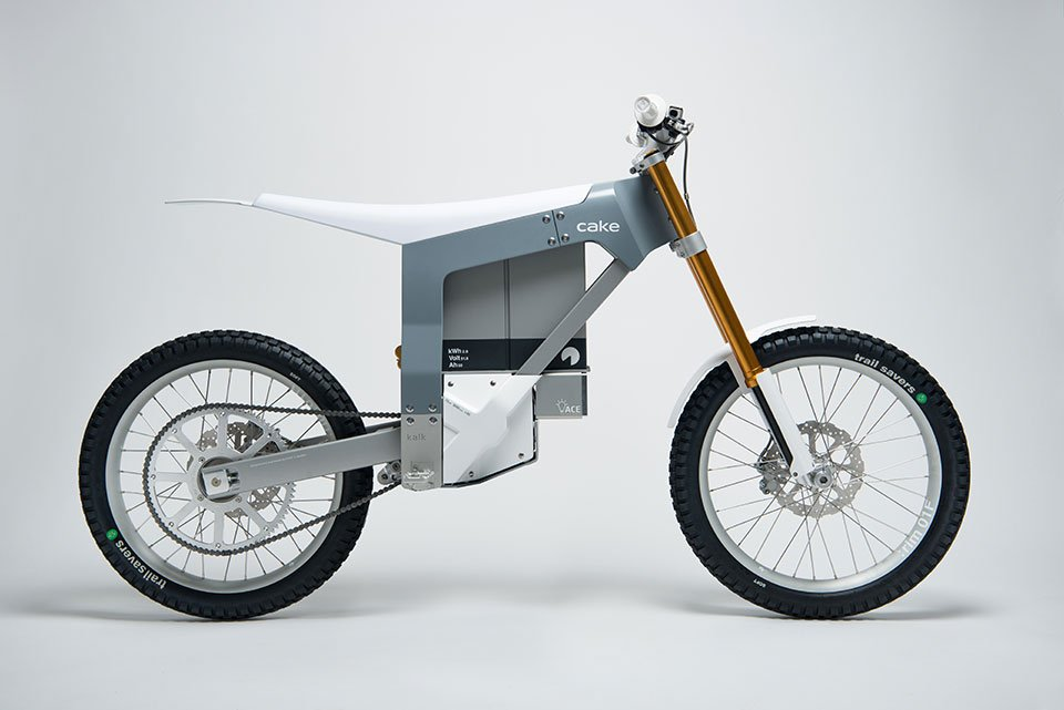 Cake Kalk Electric Motorcycle