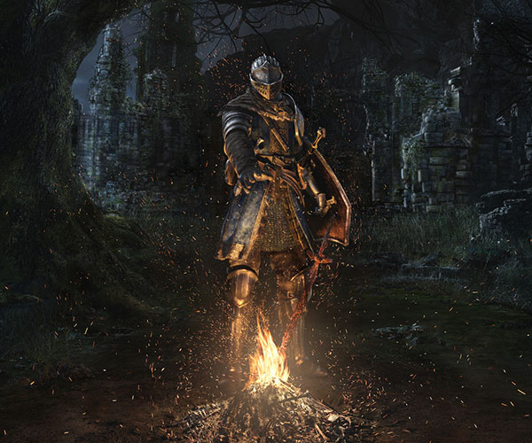 Dark Souls Remastered (Teaser)
