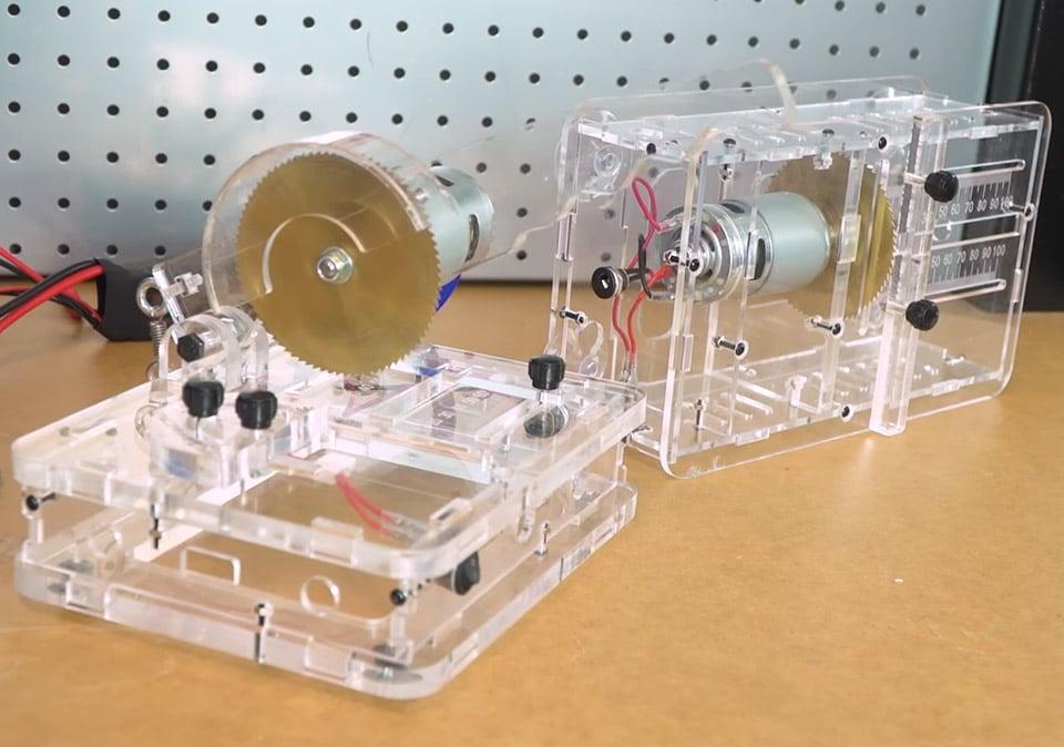 DIY Mini Power Saw Kits