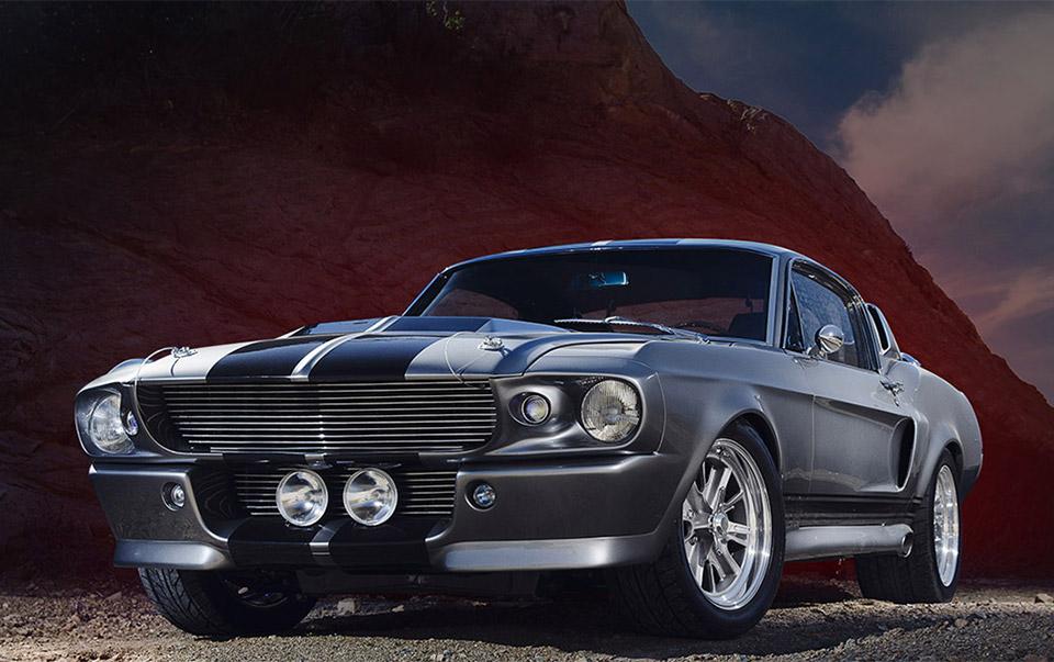 Fusion Motors Eleanor Mustang