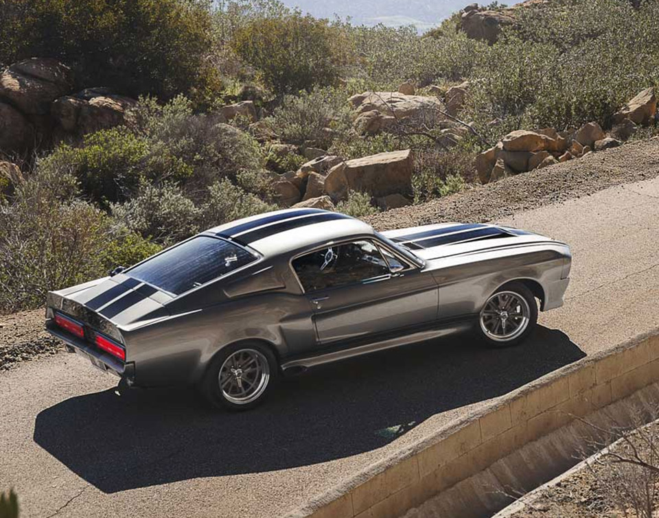 Fusion Motors Eleanor Mustang