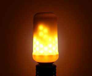 Deal: LED Flame Flicker Lightbulb