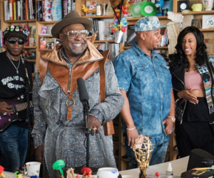 George Clinton: Tiny Desk Concert