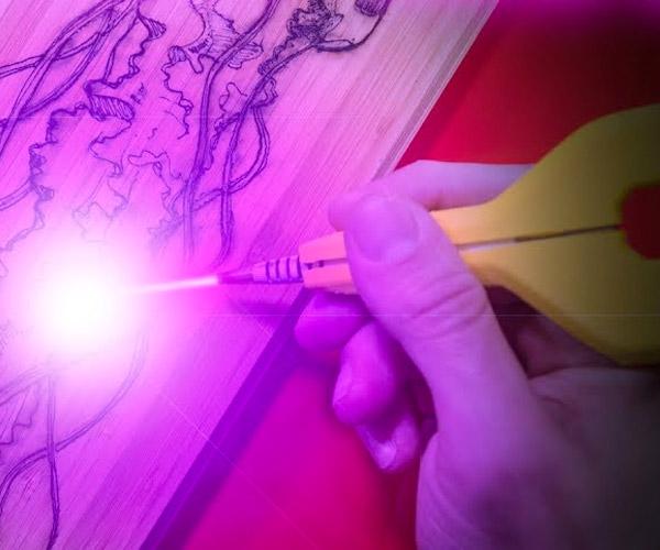 Handheld Laser Engraver Pen