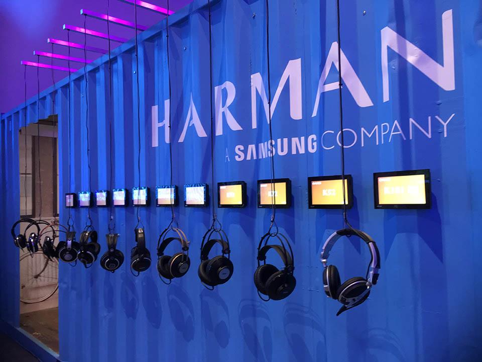 Harman Audio: Insider Experience
