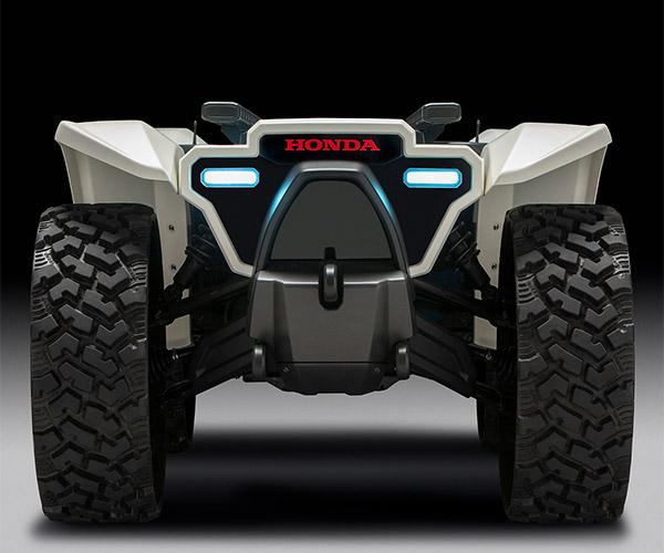 Honda 3E-D18 Robotic Workhorse