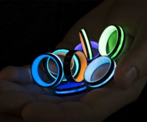 Ignite! Glow-in-the-dark Rings