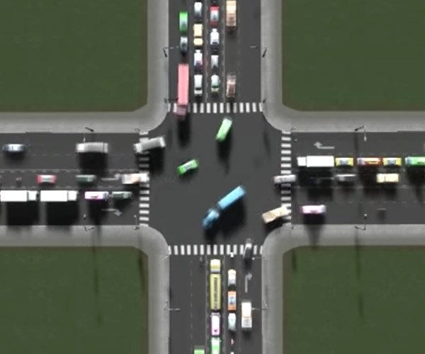 Intersection Simulations