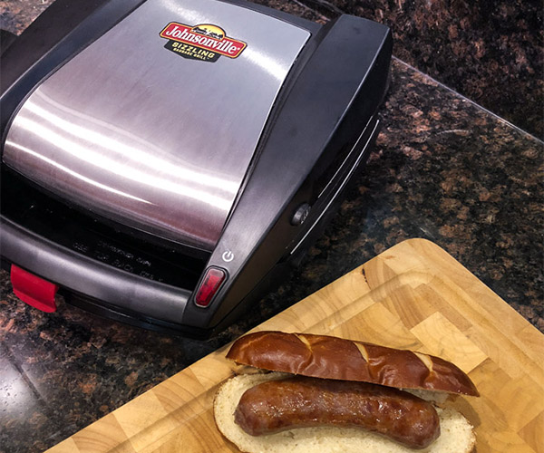 Big Game Grilling with Johnsonville