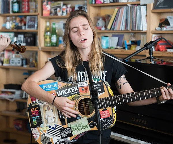 Julien Baker: Tiny Desk Concert