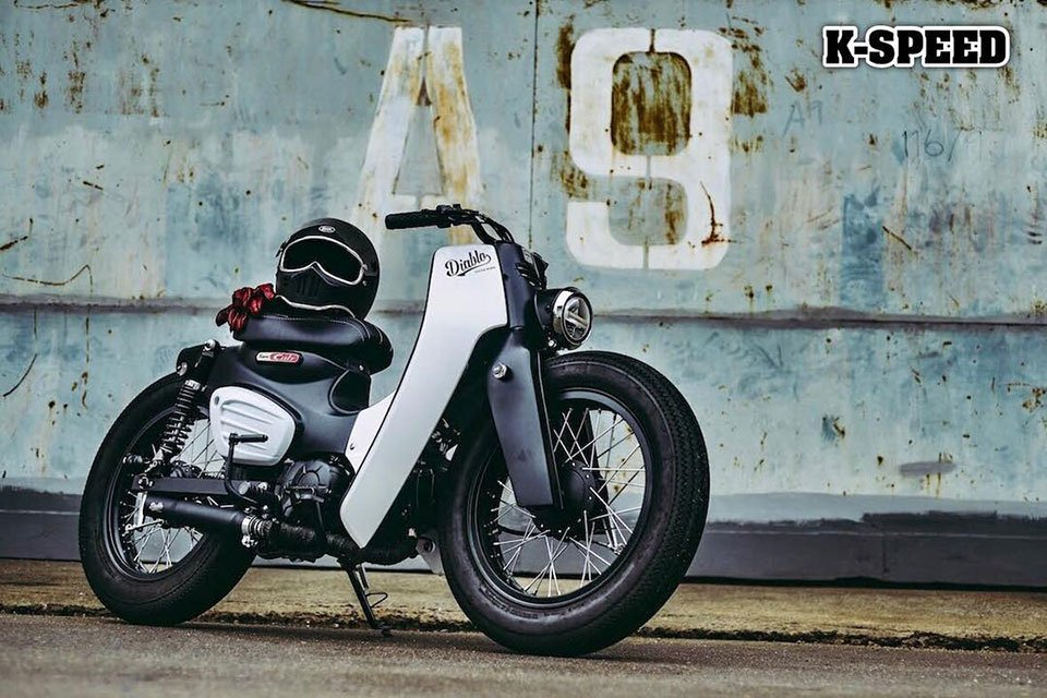 K-Speed Honda Super Power Cub