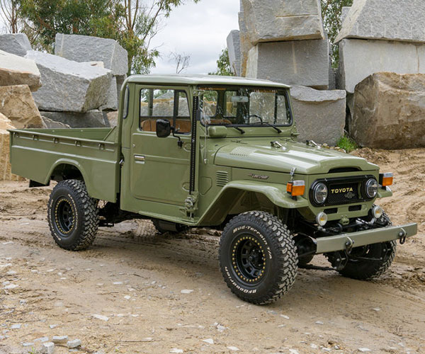 Legacy Overland Land Cruiser Pick-up