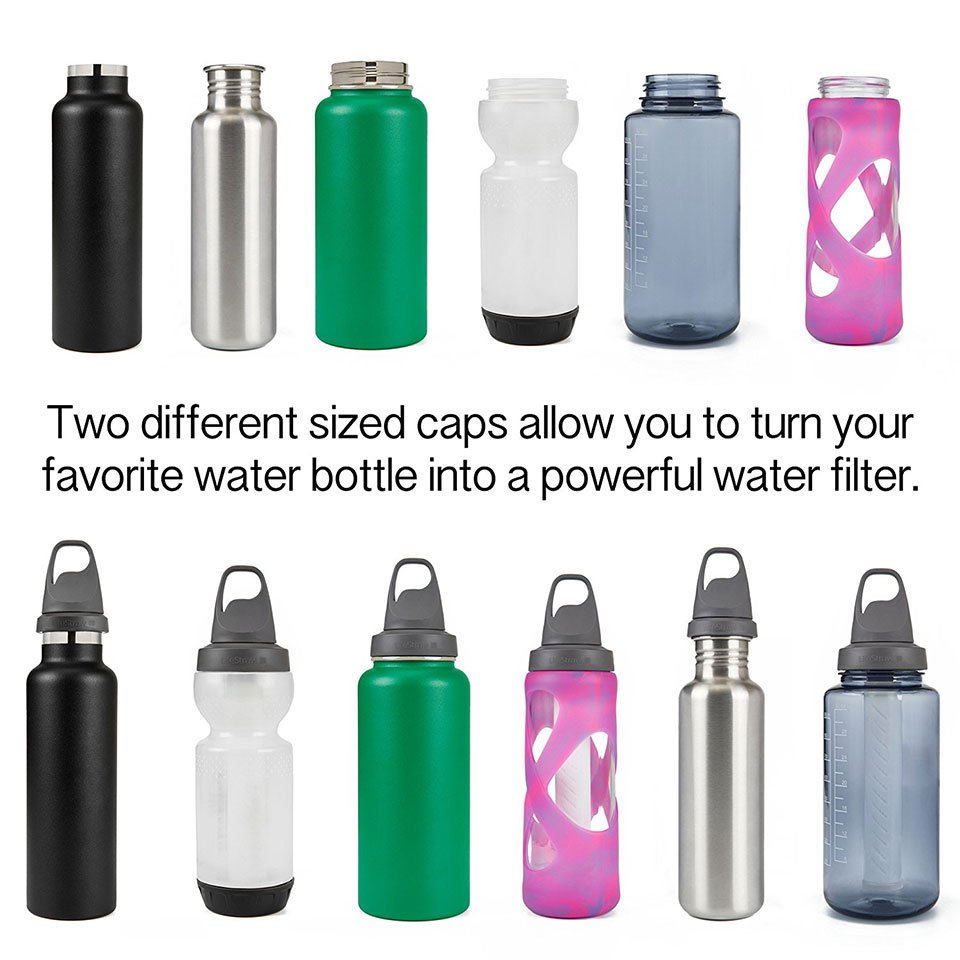 LifeStraw Universal Water Bottle Filter
