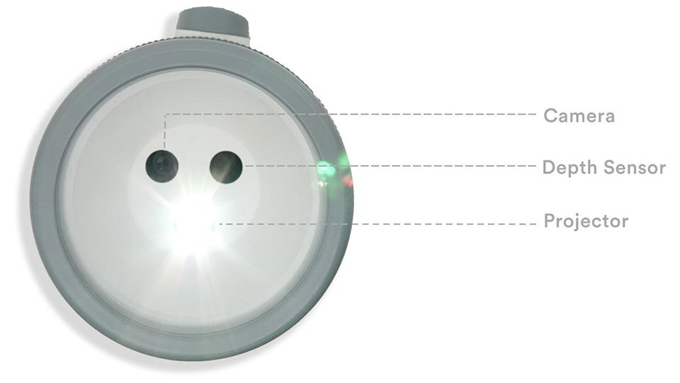 Lumen Augmented Reality Concept