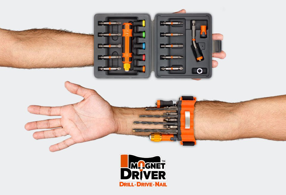 Magnet Driver DDN Tool Kit
