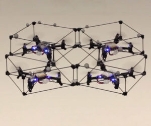 Magnetic Modular Drones