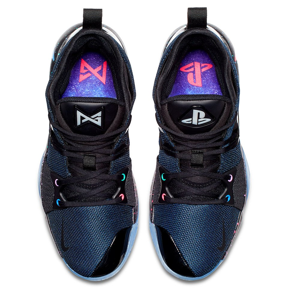 online store cbe62 5fd5c Sony, Nike, and Paul George Collaborate on New PG2 ...