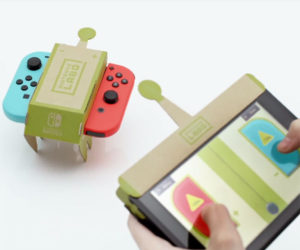 Nintendo Labo Switch Cardboard Kits