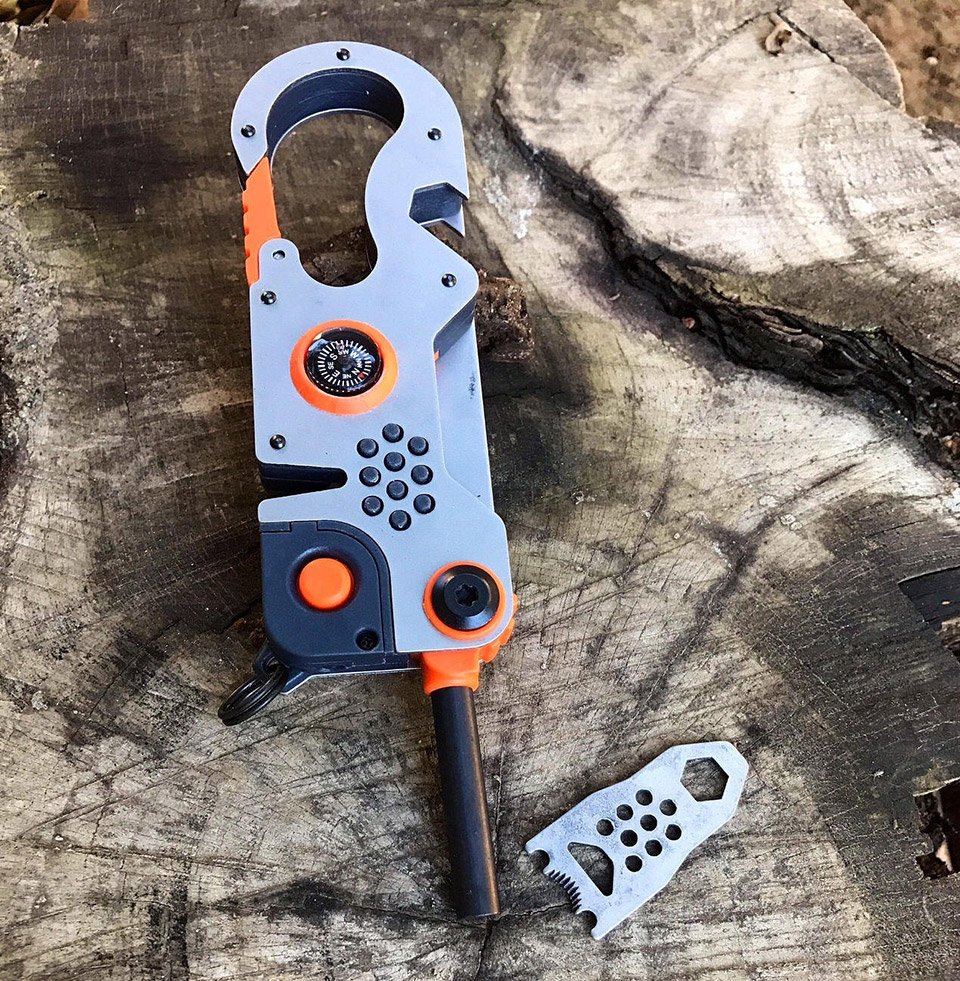 NOMAD Survival Multitool