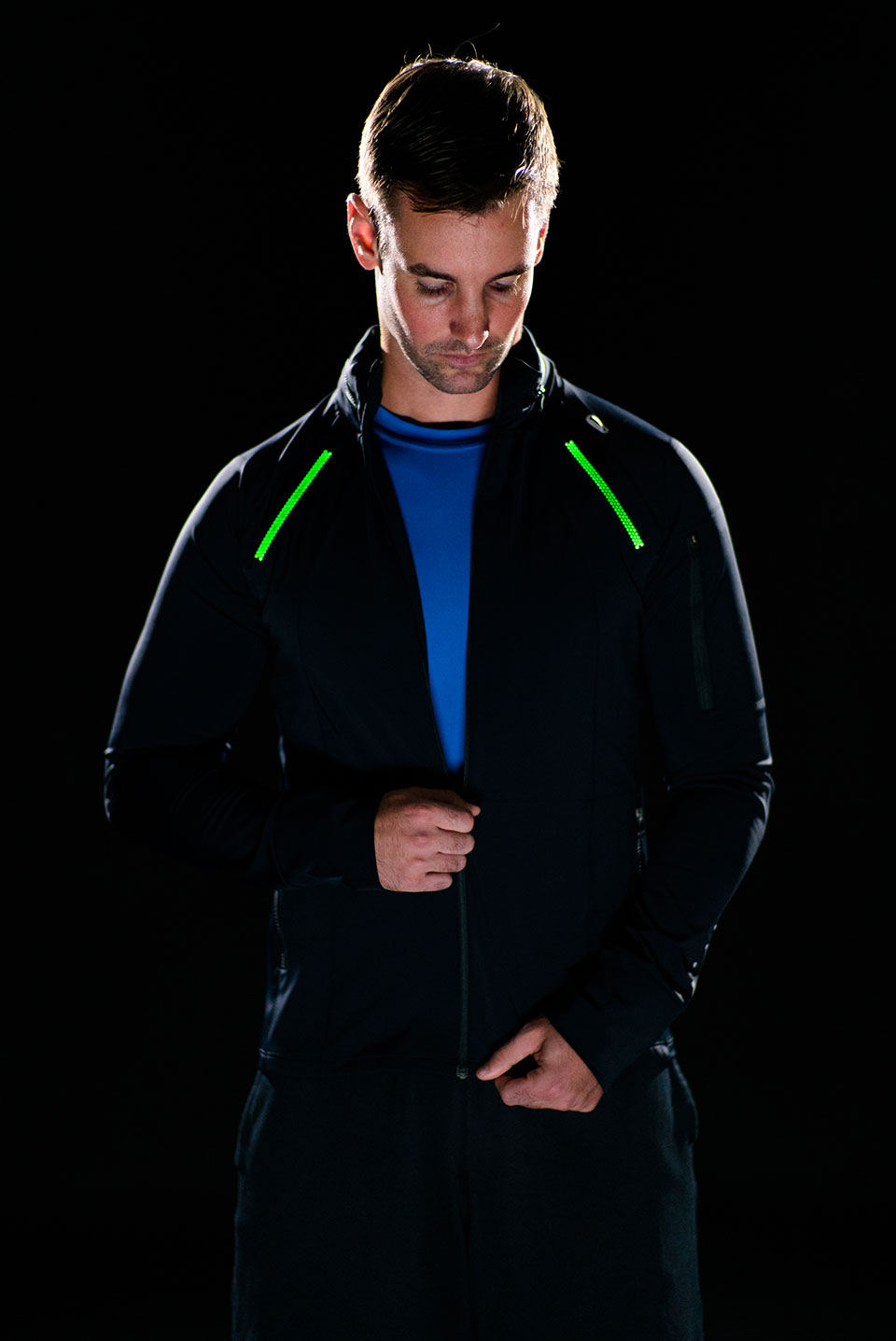 Nova LED Running Jacket