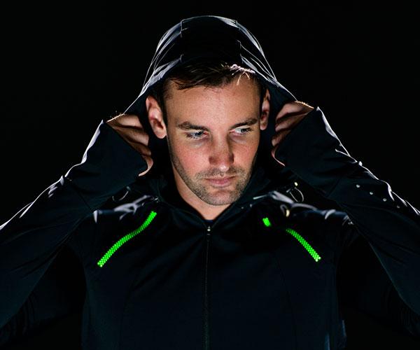 Nova LED Running Jacket