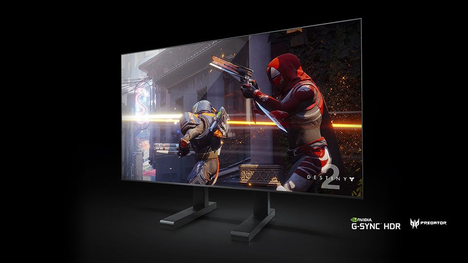 Nvidia Big Format Gaming Displays
