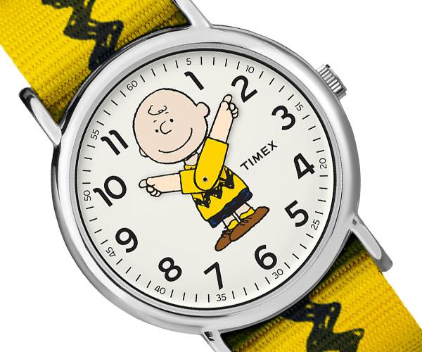 Timex Weekender x Peanuts