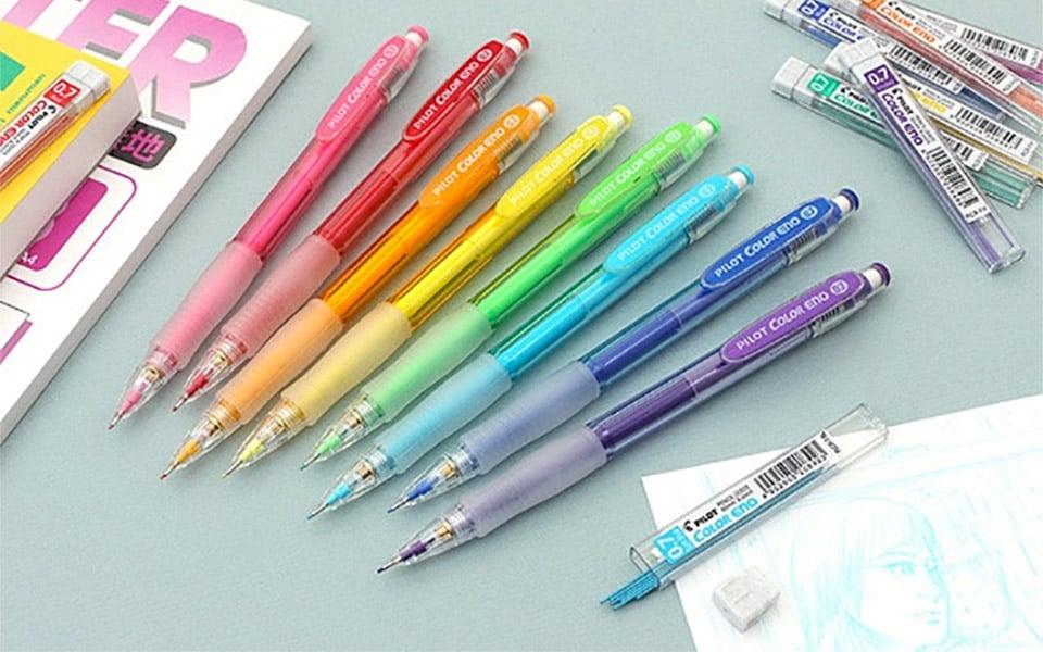 Pilot Eno Mechanical Colored Pencils