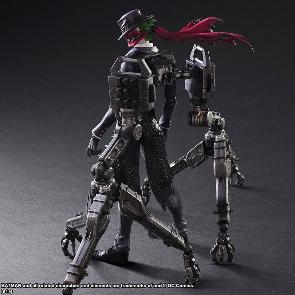 Play Arts Kai Joker Action Figure